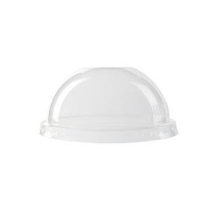 PLA dome lid Ø95mm closed (2000 pcs)