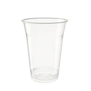 PLA smoothie cups 400ml/16oz Ø96mm (1000 pcs)