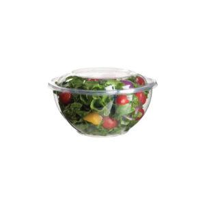 PLA salaattikulho ja kansi 940ml (laatikossa 150 kpl.)