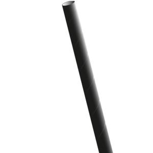 Paperipilli 195mm Ø6mm musta (laatikossa 9600 kpl.)