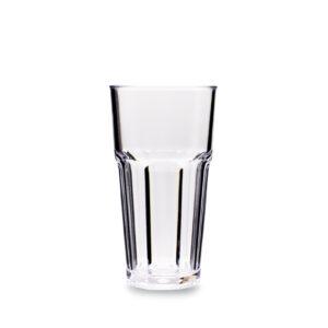 Korduvkasutatav klaas 360ml, läbipaistev