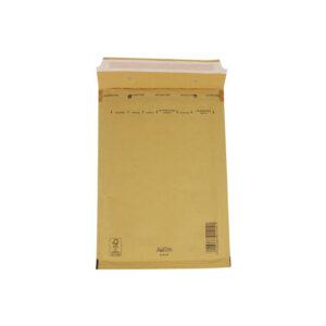 Air bubble envelope 180x265mm brown (100 pcs)