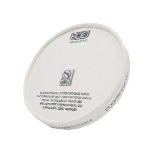 Paper World Art™ Food Container lid 355-940ml (500 pcs.)